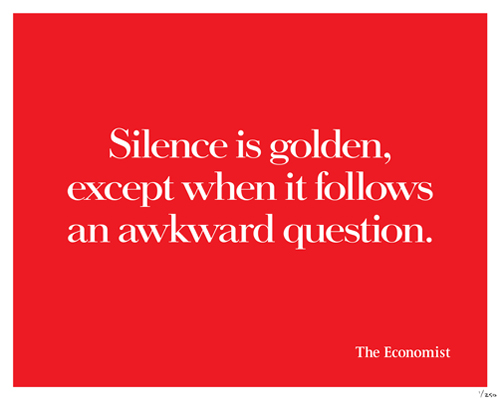 essay writing on silence is golden