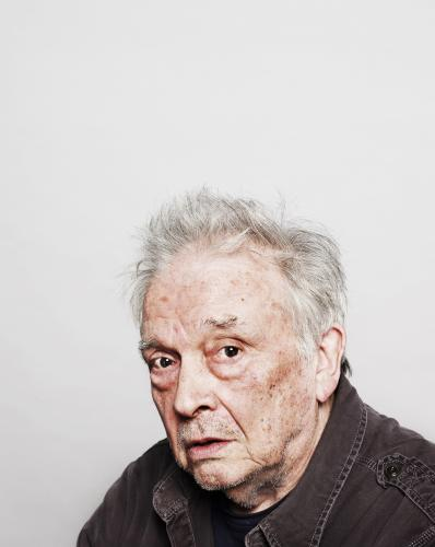 Photographer David Bailey photographed in 2011 by Chris Floyd.