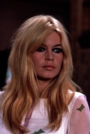 Brigitte Bardot photographed in the 1960s.