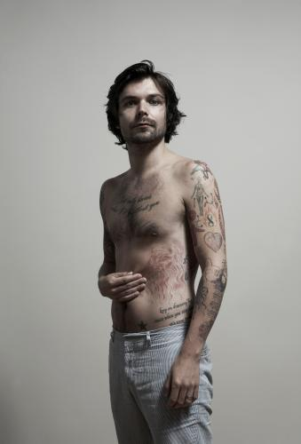 Simon Neil of Biffy Clyro.