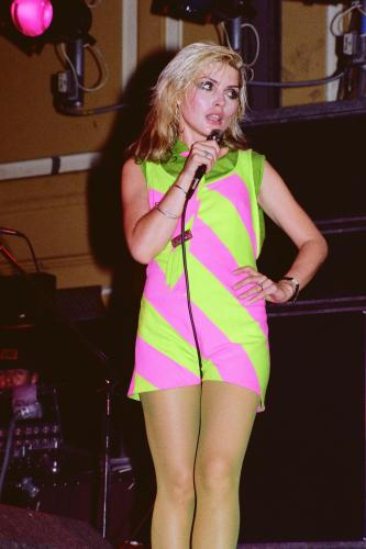 Blondie In Newcastle 1978 Sonic Editions