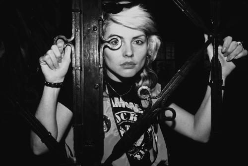 Debbie Harry of Blondie 1978.