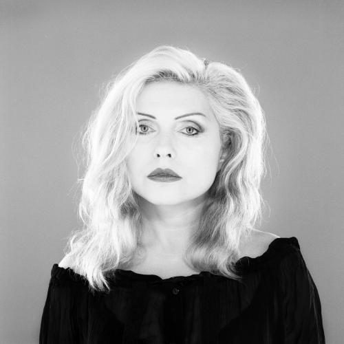 Debbie Harry photographed by Chris Floyd in 1998 Sonic Editions Print