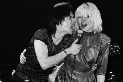 Blondie played at Hammersmith Odeon. Iggy Pop appeared for the encore. London