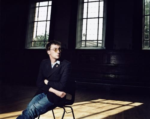Graham Coxon poses for a portrait in 2007.