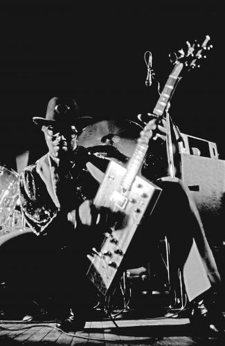 Bo Diddley in 1979