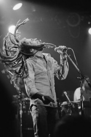 Bob Marley performing at The Roxy Theatre 9009 West Sunset Boulevard