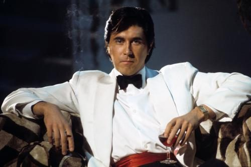 Bryan Ferry of Roxy Music poses during a portrait session for his album 'Another Place