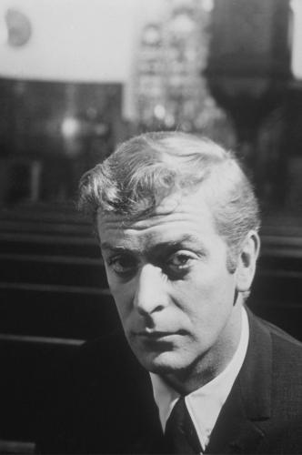 Michael Caine photographed in 1965 Sonic Editions print