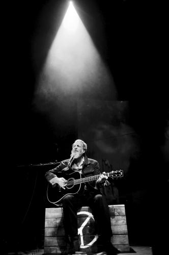 Cat Stevens performs at The Royal Albert Hall on December 8