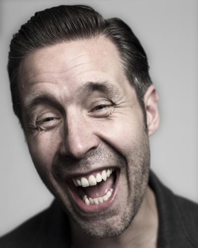 Paddy Considine photographed in 2011.