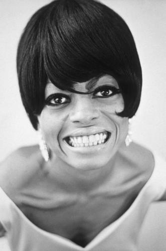 Diana Ross of the Supremes in 1965 Sonic Editions print