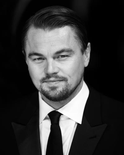 Leonardo DiCaprio attends the EE British Academy Film Awards 2014 at The Royal Opera House on February 16