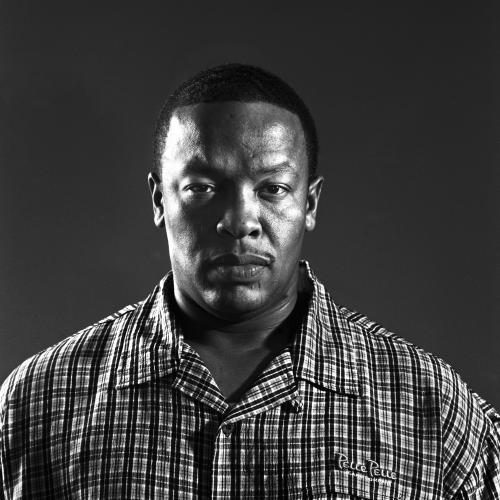 Dr Dre 1999 by Chris Floyd Sonic Edition print