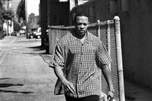 Dr Dre photographed in 1999.