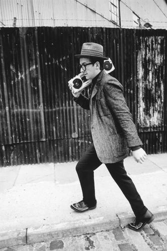 Elvis Costello in London