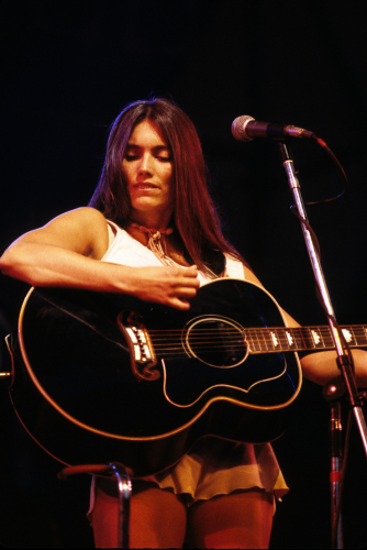 Emmylou Harris Central Park Sonic Editions