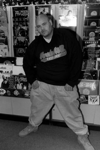 Fat Joe during a promotional visit to Chicago