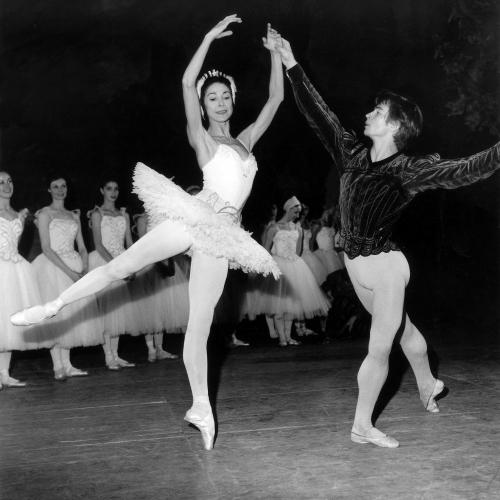 Swan Lake By Fonteyn And Nureyev Sonic Editions