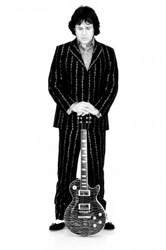 Gary Moore Photographed in London 2006.