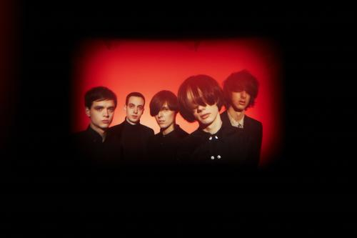 The Horrors - Photo by Dean Chalkley - NME Collection