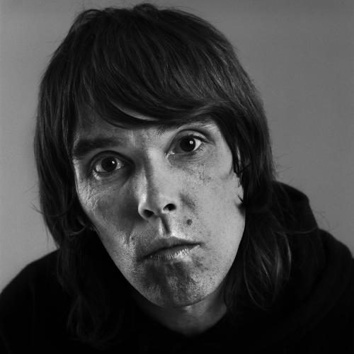 Ian Brown photographed by Chris Floyd.