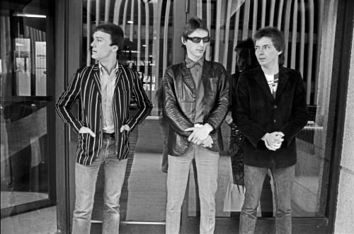 The Jam in Cleveland 1979.
