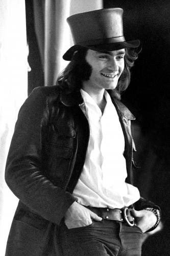 Marty Balin of Jefferson Airplane photographed in East Lansing