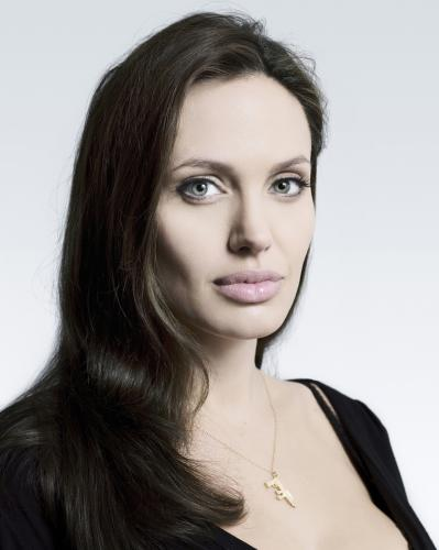 Angelina Jolie photographed by Chris Floyd in May