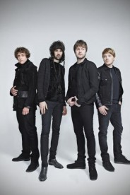 Kasabian shot in Street Studios