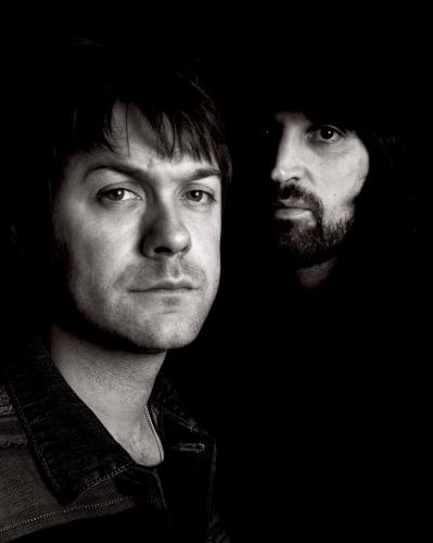 Tom Meighan and Serge Pizzorno of Kasabian
