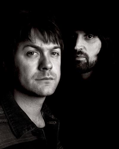 Tom Meighan and Serge Pizzorno of Kasabian