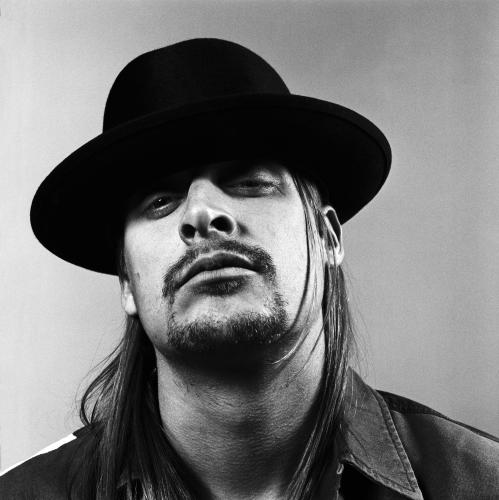 Kid Rock photographed by Chris Floyd Sonic Editions print