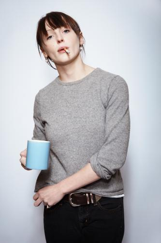 Laura Marling photographed for the NME by Tom Oxley