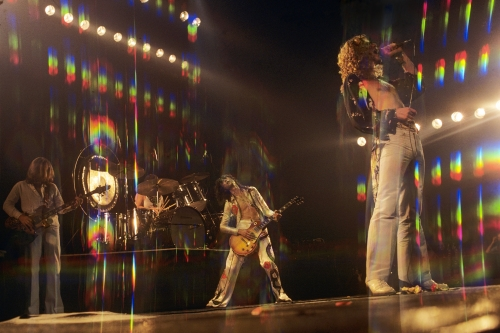 Led Zeppelin In New York City Sonic Editions