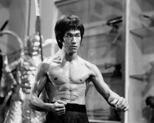Bruce Lee photographed in 1970.