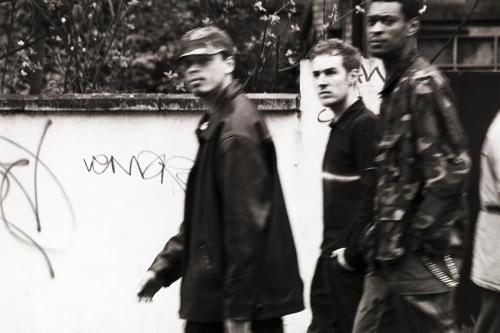 Massive Attack photographed by Chris Floyd