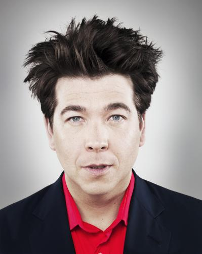Comedian Michael McIntyre photographed in 2010.