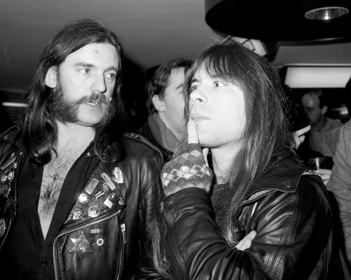 Lemmy And Bruce Dickinson Sonic Editions