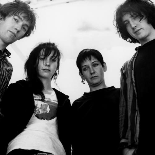 My Bloody Valentine photographed in Shoreditch