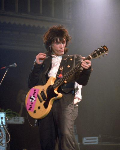 Johnny thunders and The Black Cats at Paradiso