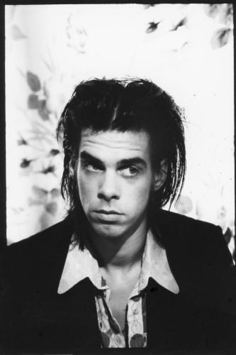 Nick Cave in Berlin