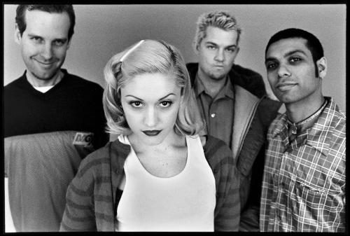 No Doubt photographed in Old Street