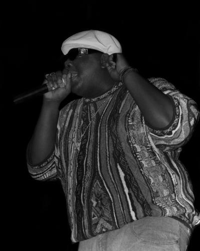 Late rapper Notorious B.I.G.