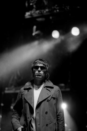 Oasis at the Blossom Music Center photographed by Stephen Albanese in 2005 Sonic Editions print