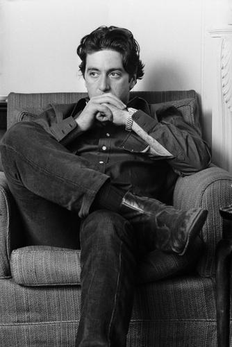 Al Pacino in London