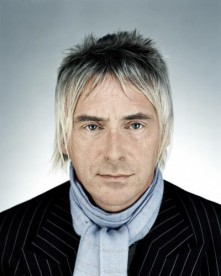 Paul Weller photographed by Chris Floyd
