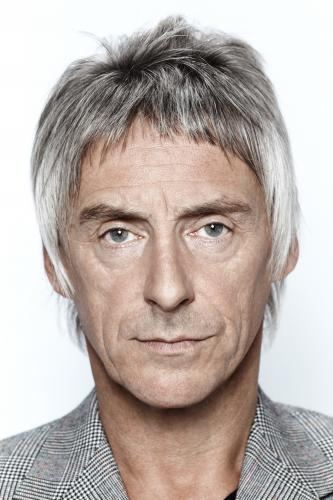 Paul Weller photographed for the NME