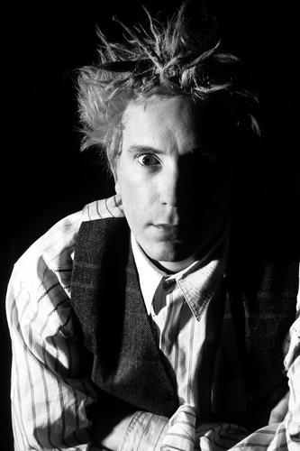 John Lydon (Johnny Rotten) of Public Image Limited
