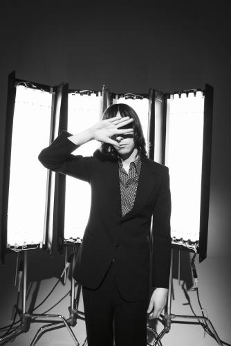 Bobby Gillespie of Primal Scream photographed for the NME by Dean Chalkley